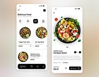 Best Food Delivery App UI Design