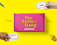 The Game of Slang