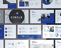 Circle-The Creative PowerPoint