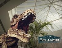 Shopping Bela Vista • Dinossauros