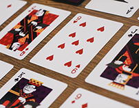 Microsoft Virtual Academy - Playing Cards