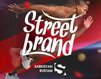 Street Brand - магазин спортивной одежды