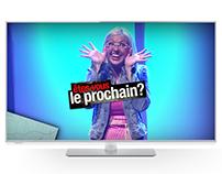 Intro / Concours Les 5 prochains / ARTV