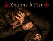Jeanne d'Arc. Documentary performance.