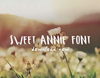 Sweet Annie Font