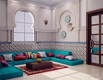 Moroccan Seating