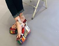 Crayola Shoe