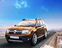 Renault Duster Promotion