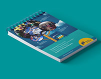 Branding & Collaterals for Reach-To-Teach, Ahmedabad