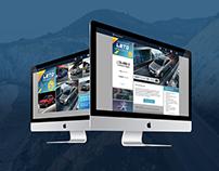 Pohodové leto Peugeot – microsite