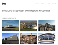 beai | Bureau d'engineering et d'architecture industrie