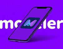 Moveler | Concept, Branding and UX Design