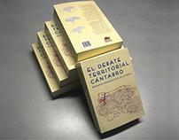 """Artes del Libro """"El Debate Territorial Cántabro"""""""
