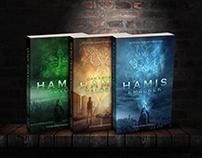 BOOK COVER DESIGN - Dan Krokos - False Trilogy