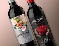 Amaranta wine