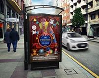 Circus Poster Template