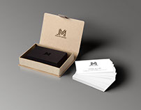JM Graphic Design - New Brand Identity, Brand Book