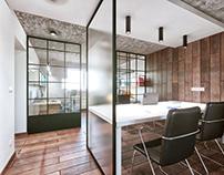 Small ground floor office