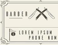 FREE EPS Barber Shop Card