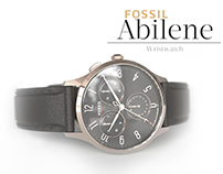 Fossil Abilene Watch