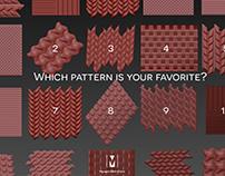 Victoria Frigerio pattern