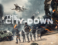 The City is Down Movie Poster