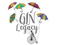 Label Design Vancouver / Gin Label Design II