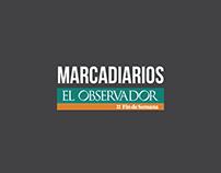 Marcadiarios - El Observador Fin de Semana