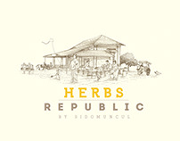 WHIR WORKS FOR HERBS REPUBLIC