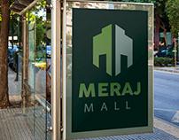 I will be design MERAJ MALL logo