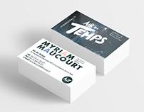 Air du Temps // Logo
