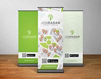 JobRadar.bg: Project Lounge Web & Prints