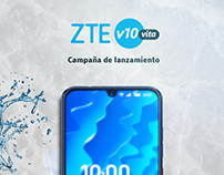 Lanzamiento ZTE V10 vita