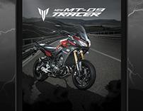 Yamaha Tracer Mobile