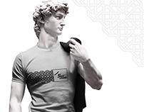 T-shirt print design HAYASTAN-ARMENIA