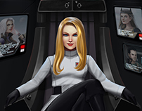 Arden Zevrin: Imperial Security Bureau