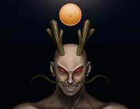 Shenron human form