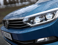 VW Passat 2015 - CG Exercise