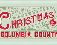 Christmas in Columbia County Social Media Campaign
