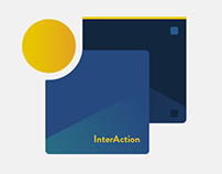 InterAction - UI / UX / VISUAL IDENTITY
