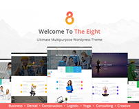 The8 Wordpress 6in1 Theme