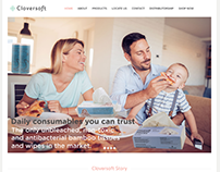 eCommerce project- cloversoft