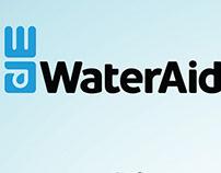 WaterAid Pitch Campaign