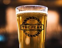 The Peak - Branding