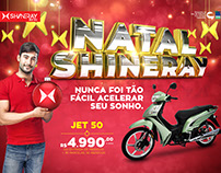 Shineray do Brasil - Natal 2015
