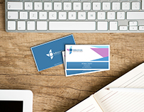 Free Business Card Mock up PSD Download