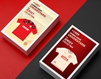 Homenaje Camisetas Universitario de Deportes