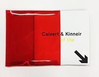Calvert & Kinneir - The Art of the Invisible