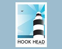 Hook Head Print