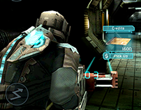 Dead Space: Interaction Design